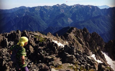 前日夜の思いつきで剣岳に登山するとどうなるか?