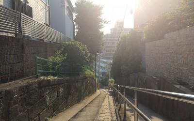 東京の階段 -鼠坂