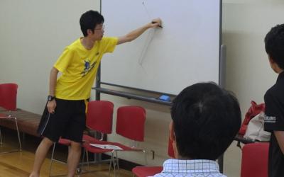 夏休み、大人のランニング勉強会 開催決定@豊橋
